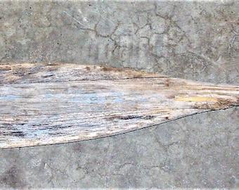 77 in. Boat Oar Row Boat Single Oar & Oar Lock Wisconsin Fishing Shack Northwoods Rustic Decor