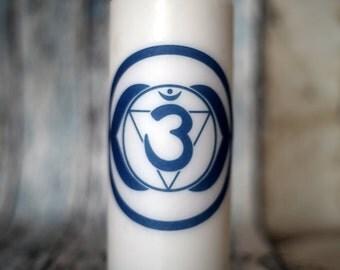 Third Eye Chakra Candle