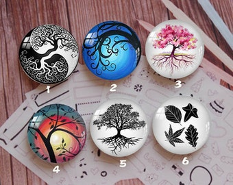 Handmade Round Photo glass Cabochons,8mm -58mm size Cute Animal Style Butterfly More-ZY870