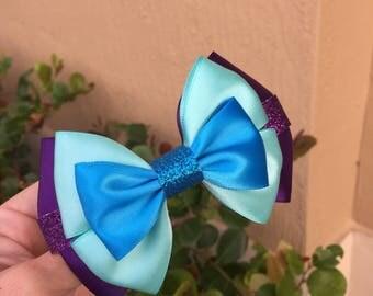 Pandora inspired hairbow