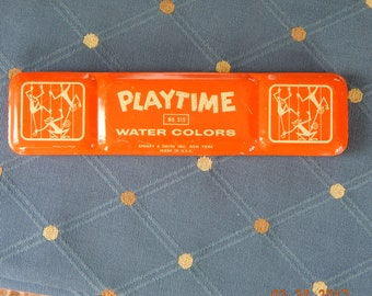 PLAYTIME WATER COLORS