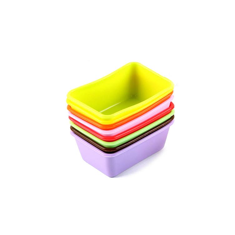 Mini Bread Loaf Silicone Pans Tiny Petite Reusable Pound