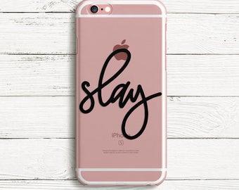 Slay iPhone 7, iPhone 7 plus, iPhone 6, iPhone 6 plus, iPhone 5  TPU Case