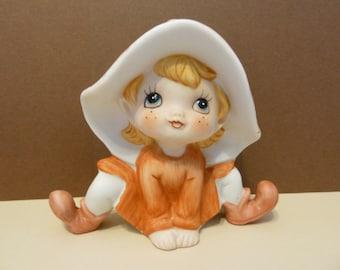 Pixie Elf, by: Homco