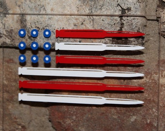 Ammo American Flag Decal