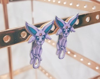 Espeon Earrings