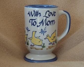 Louisville Stoneware Mug; Mother's Mug