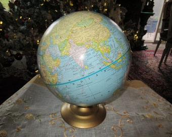 INDIANA WORLD GLOBE