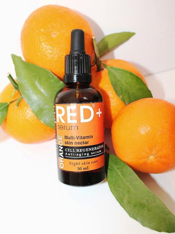 Night Serum Retinol Multi Vitamin skin nectar