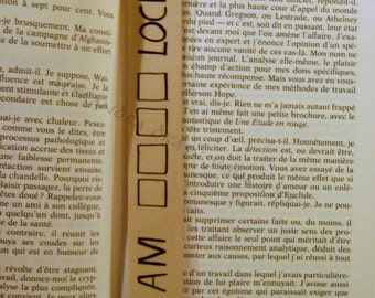 i am Sherlocked bookmark