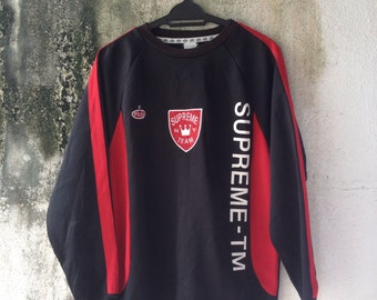 Supreme New York Team x Play Soccer L/Sleeve Jersey