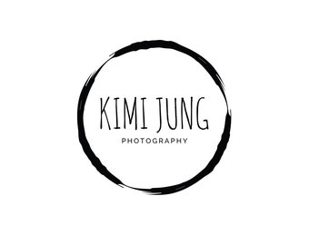 Photography Logo, Digital, Premade, Customizable, Photographers, Small Business, Boutiques, Calligraphy Logo, Modern Logo - TB-14