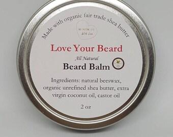Love Your Beard Beard Balm