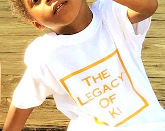 Boys Legacy Tshirt