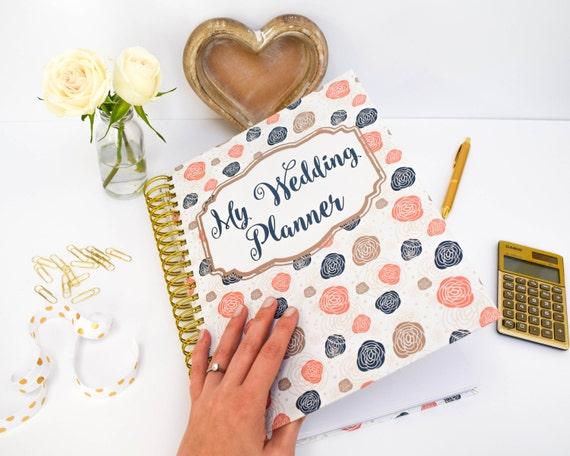Gifts For Wedding Planners: Bride Wedding Planner Book Bridal Organiser Engagement