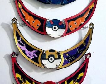 Single Pokemon Necklace