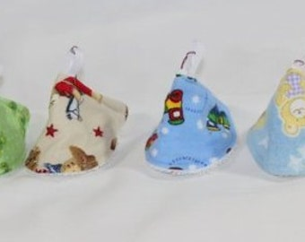 Peepee Teepee - set of 4