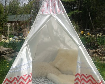 Teepee Play-Tent 6 Foot, Child's Size