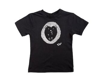 Coton Vanille T-Shirt : Hedgehog