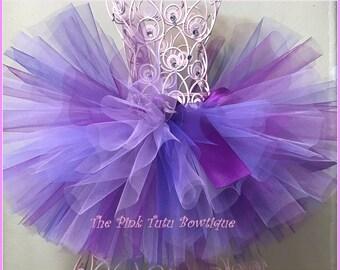 Sugar Plum Fairy Tutu, Plum Tutu, Baby Tutu, Girls Tutu, Photo Prop Tutu, First Birthday Tutu, Infant Tutu, Newborn Tutu, Toddler Tutu,