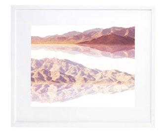 Desert Photography, Digital Download, Mountain Photography, Southwest Desert, Printable, Broken Mountains, Desert Art