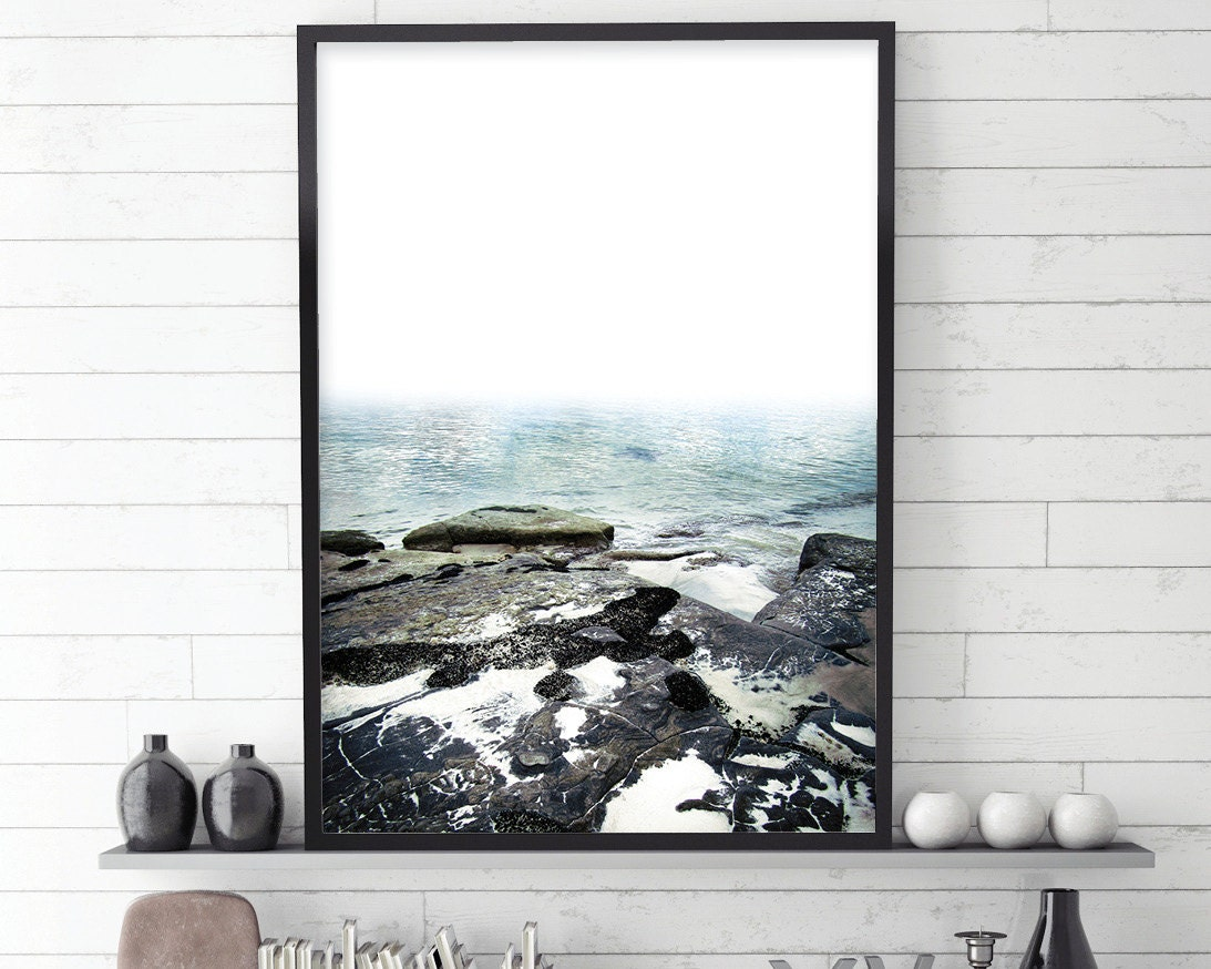 Coastal beach print coastal wall art coastal home decor Home decor wall decor australia