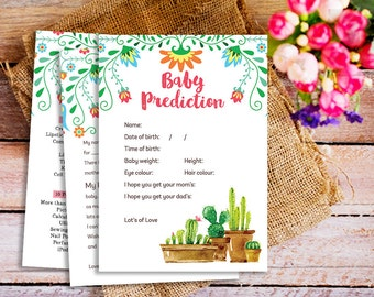 baby shower games package, Fiesta Baby Shower Games, mexican fiesta baby shower games, printable baby shower games, diy baby shower games