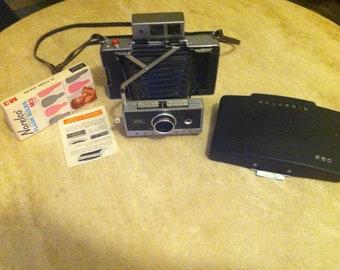Vintage 1960's Polaroid 250 Camera - free shipping