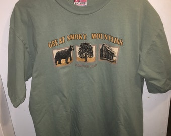 Retro Smokey Mountain Shirt