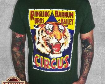 TIGER CIRCUS VINTAGE t-shirt