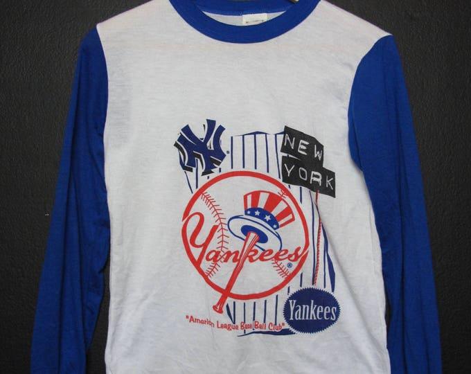 New York Yankees MLB 1990's vintage Tshirt
