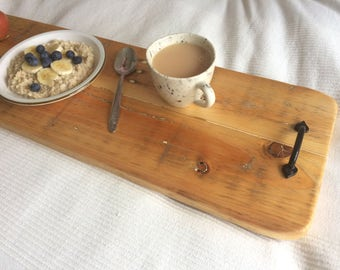 Wooden Tray - Rustic Serving Tray - Serving Tray - Dining Tray
