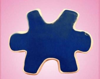 Puzzle Piece Cookie Cutter