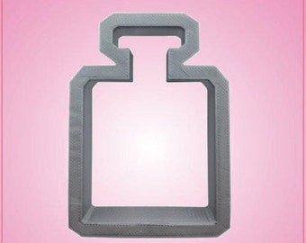 Square Perfume Bottle Cookie Cutter