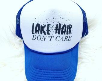 Lake life don't care