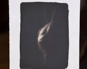 Nude Palladium Print: Jenna Citrus No. 68056