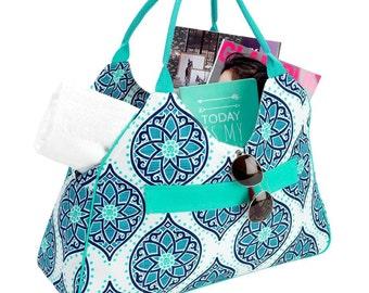 Beach Bag; Personalized Beach Bag; Monogrammed Bag; Summer Bag
