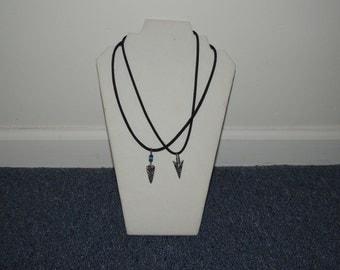 Paracord Arrowhead necklace