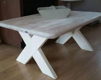 X-end Coffee Table