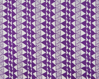 Apparel Fabric Material Cotton Fabric For Sewing Designer White 100% cotton sewing fabric purple printed for woman dress by 1 Yard ZBC6162