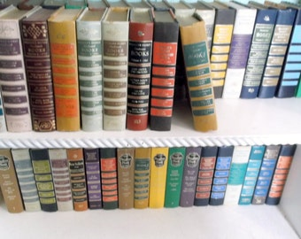 Vintage Reader's Digest Books all colors available Pick Your colors and buy in sets of 4
