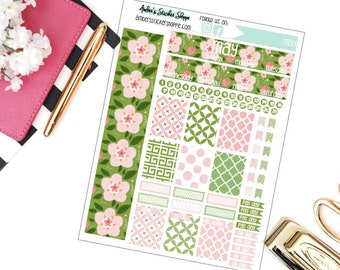 Bella Rose May Monthly Kit for Mini Happy Planner