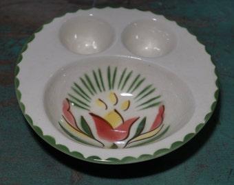 Cardinal China Egg Dish