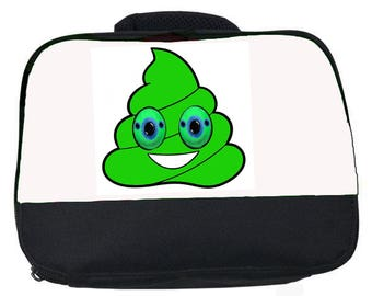 Jacksepticeye Poop canvas lunch bag (perfect for school or nursery)