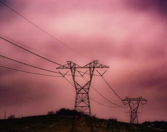 Pennsylvania Power Lines