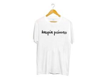 Haupia Princess Tee