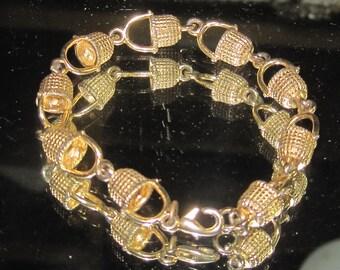 A-18 Vintage  Bracelet 7 in long