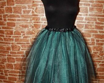 lime light green tulle tutu skirt or Red tutu skirt or mint/blackdifferent  color skirt