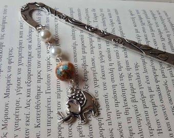 Bookmark elephant bookmark elephant beaded bookmarks