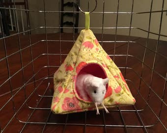 Rat tent - Fits for rats, mice, hamsters, small birds